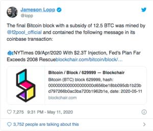 fariin xusus mudan bitcoin