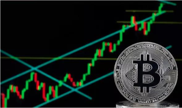 bitcoin sawirka GETTY
